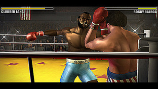 Rocky Balboa PlayStation Portable