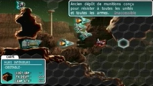R-Type Tactics PlayStation Portable