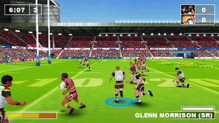Rugby League Challenge PlayStation Portable