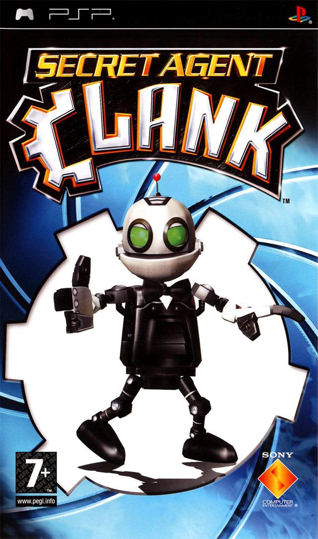 secret agent clank Sackpp0f