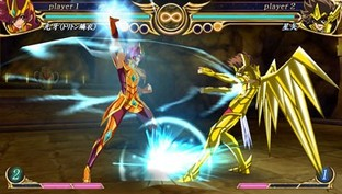 Saint Seiya Omega Ultimate Cosmos PlayStation Portable