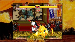 Samurai Shodown PlayStation Portable