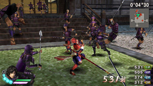 Samurai Warriors 3Z Special PlayStation Portable