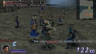 Samurai Warriors : State of War PlayStation Portable