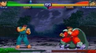 Street Fighter Alpha 3 Max PlayStation Portable