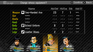 Shin Megami Tensei : Persona PlayStation Portable