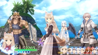 Images de Shining Ark