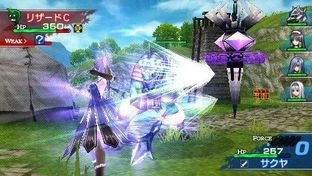 Shining Blade PlayStation Portable