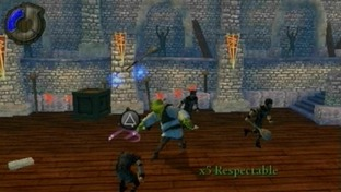 Test Shrek Le Troisieme PlayStation Portable - Screenshot 12