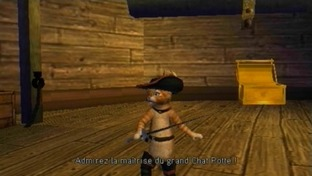 Test Shrek Le Troisieme PlayStation Portable - Screenshot 13