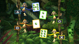 Singes en Délire PlayStation Portable