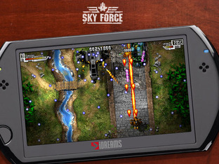 Sky Force PlayStation Portable
