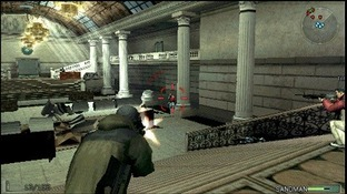 SOCOM : U.S. Navy SEALs : Fireteam Bravo 3 PlayStation Portable