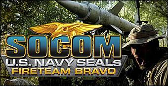 SOCOM : U.S. Navy SEALs : Fireteam Bravo