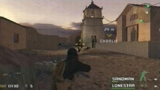 Test SOCOM : U.S. Navy SEALs : Fireteam Bravo PlayStation Portable - Screenshot 35