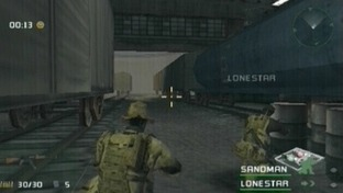 Test SOCOM : U.S. Navy SEALs : Fireteam Bravo PlayStation Portable - Screenshot 36