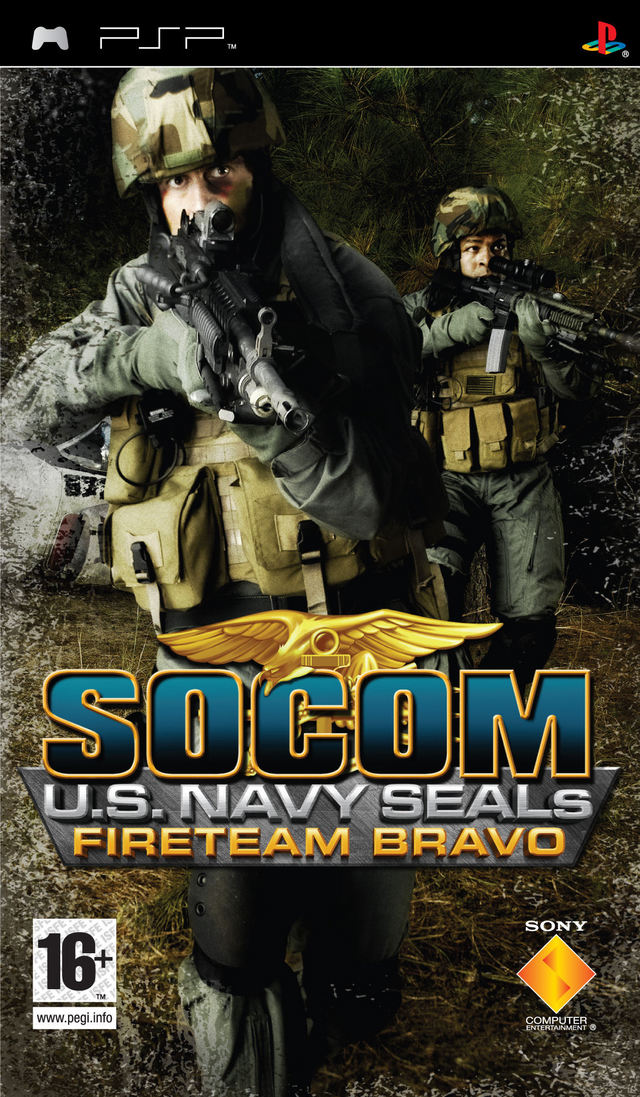 telecharger gratuitement SOCOM : U.S. Navy SEALs : Fireteam Bravo