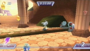 Sonic Rivals PlayStation Portable