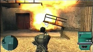Syphon Filter : Dark Mirror PlayStation Portable