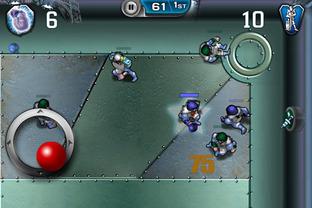 Speedball 2 Evolution PlayStation Portable