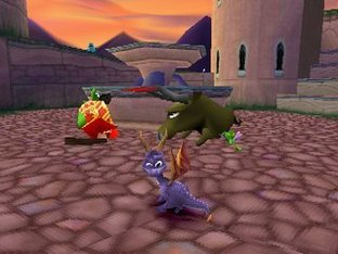 Spyro the Dragon PlayStation Portable