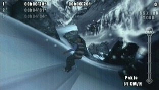 SSX on Tour PlayStation Portable