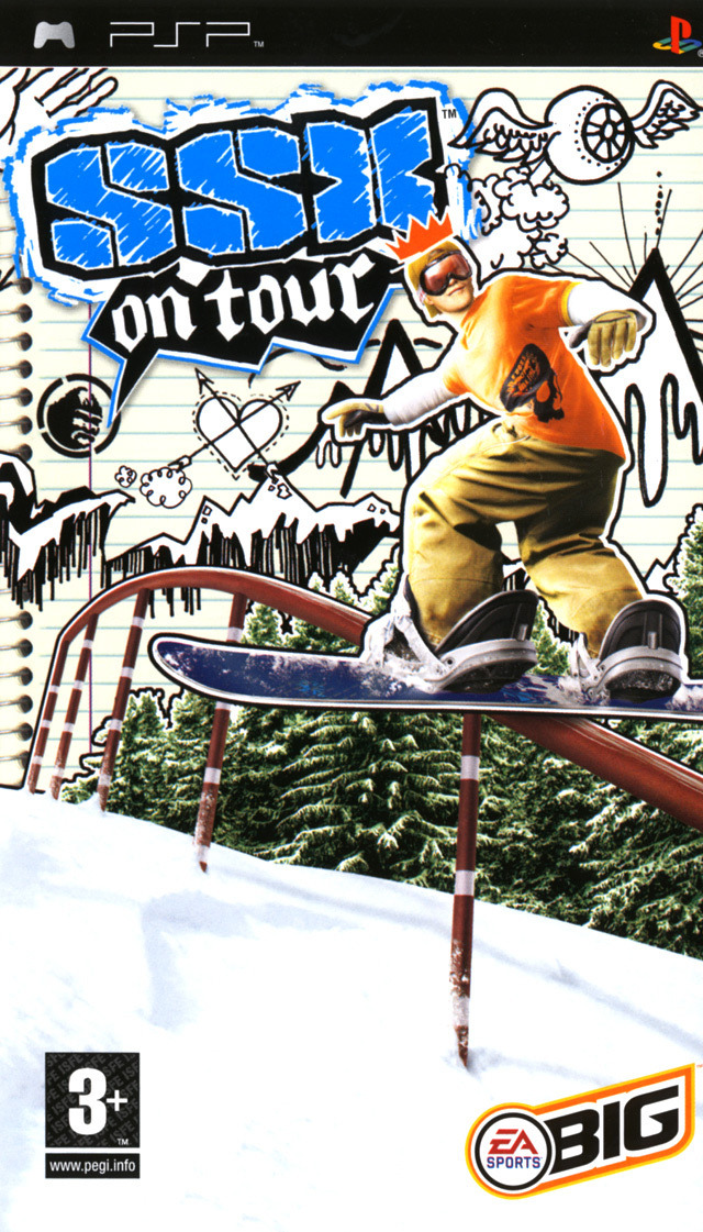 SSX On Tour preview 0