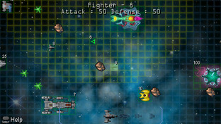 Star Hammer Tactics PlayStation Portable
