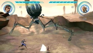 Star Wars The Clone Wars : Les Héros de la République PlayStation Portable