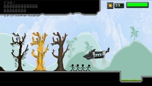Stick Man Rescue PlayStation Portable