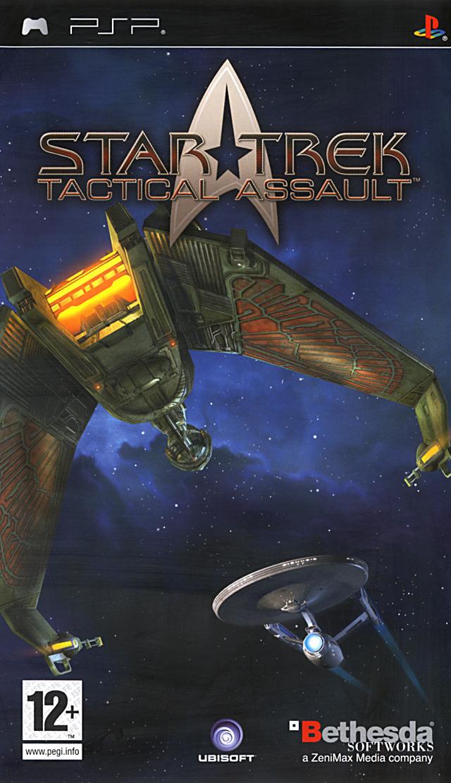 telecharger gratuitement Star Trek : Tactical Assault