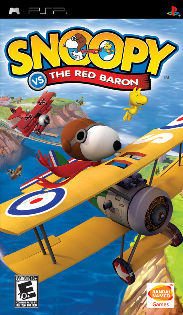 telecharger gratuitement Snoopy Red Baron