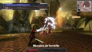Star Wars : Le Pouvoir de la Force PlayStation Portable