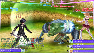 Images Sword Art Online : Infinite Moment PlayStation Portable - 6