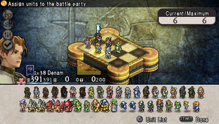 Tactics Ogre : Let Us Cling Together PlayStation Portable