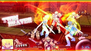 Test Tales of the Heroes : Twin Brave PlayStation Portable - Screenshot 172