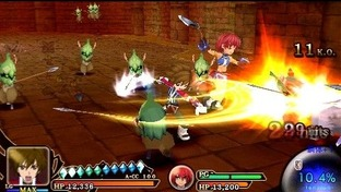 Tales of the Heroes : Twin Brave PlayStation Portable