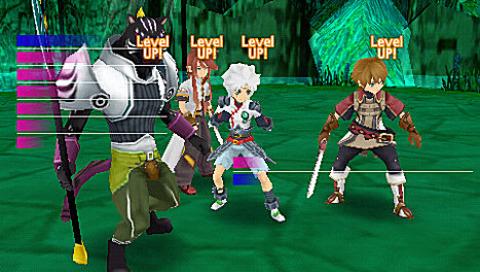 Tales Of The World : Radiant Mythology Playstation Portable
