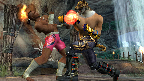 Banten Share: Tekken Dark Resurrection PSP ISO
