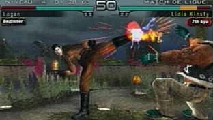 Tekken : Dark Resurrection PlayStation Portable