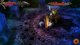 Tehra : Dark Warrior PlayStation Portable