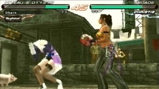Tekken 6 PlayStation Portable