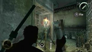Tenchu Shadow Assassins PlayStation Portable