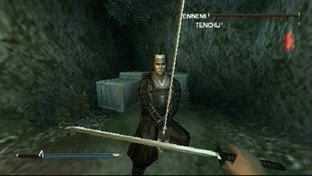 Tenchu Shadow Assassins PlayStation Portable