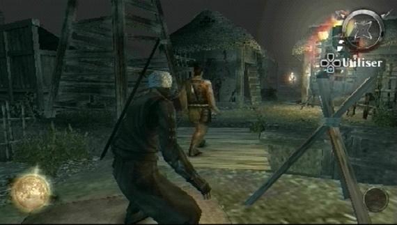 : [PSP] ???? ??????? ??????? Tenchu shadow assassin