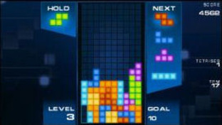 Tetris PlayStation Portable