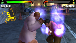 L'Arnaqueur PlayStation Portable