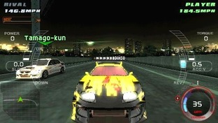 The Fast and the Furious : Tokyo Drift PlayStation Portable