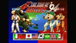 The King of Fighters Collection : The Orochi Saga PlayStation Portable