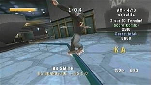 Tony Hawk's Project 8 PlayStation Portable